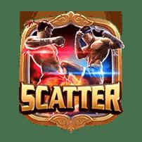 สัญลักษณ์พิเศษ (Scatter)